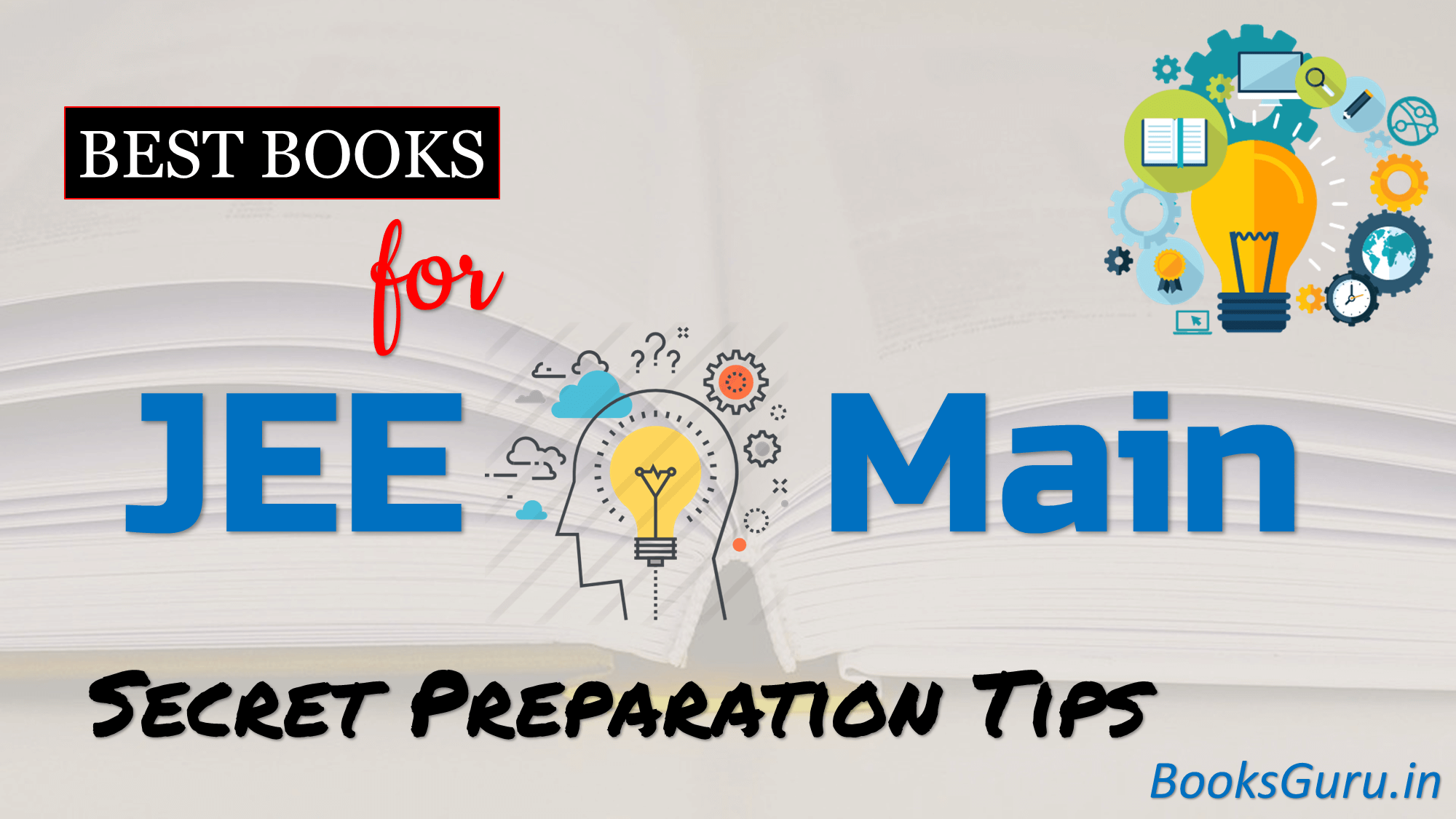 Toppers Recommended Books for JEE Main 2020-21 Preparation