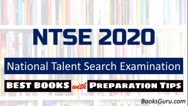 Best Books for NTSE 2020