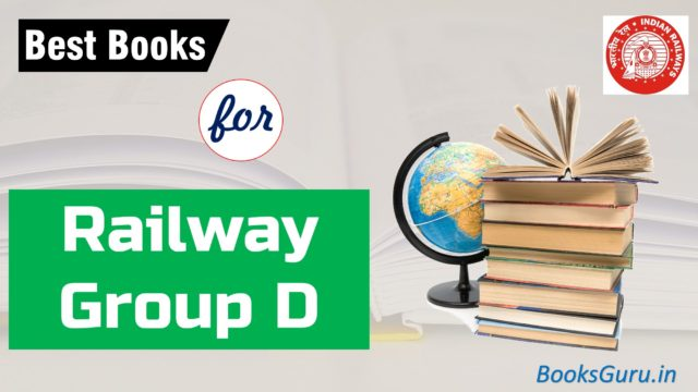 Best Books for Railway Group D 2019