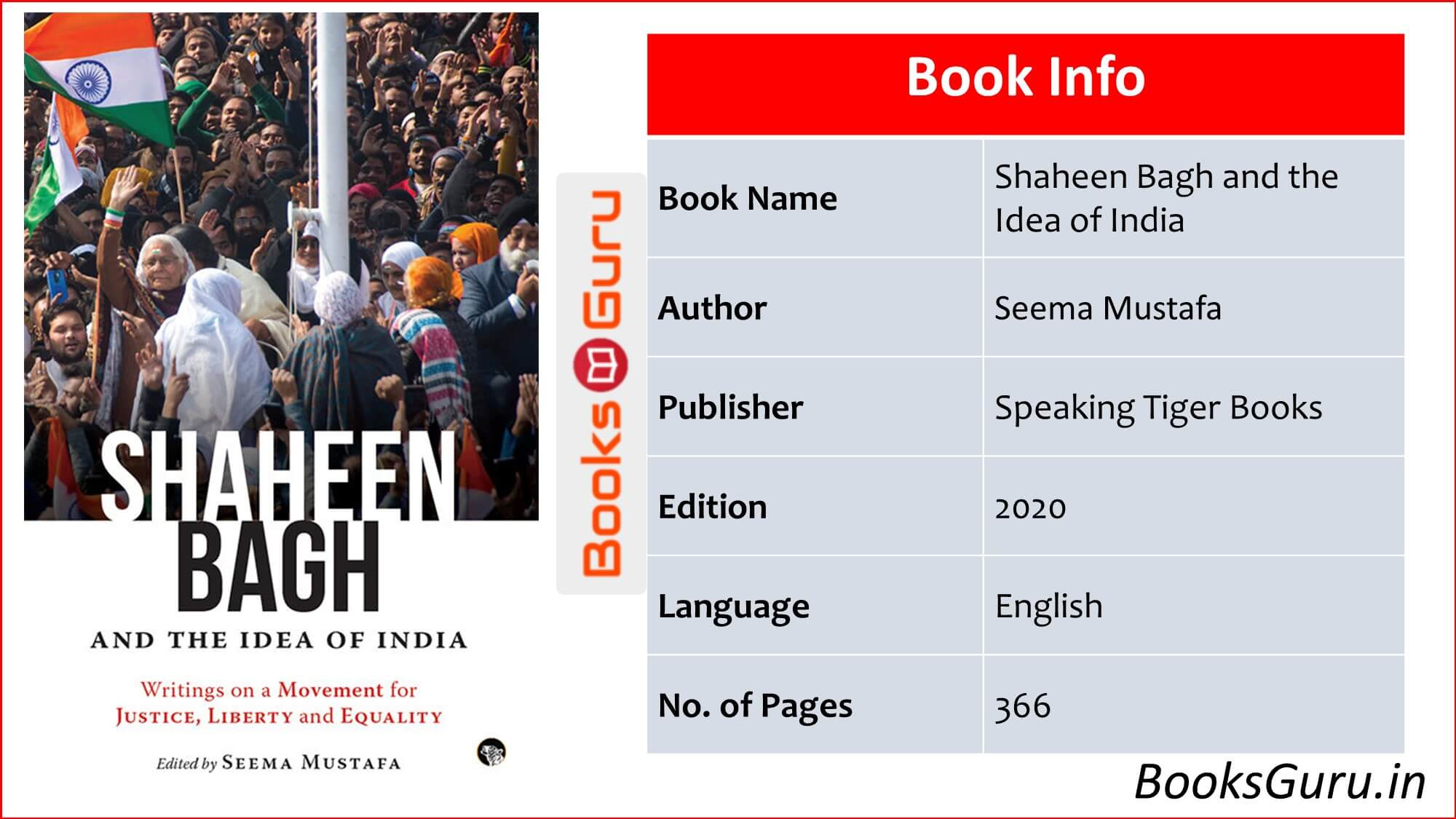 Shaheen Bagh and the Idea of India Book pdf Download